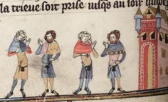 Bodleian Library MS. Bodl. 264, The Romance of Alexander in French verse, 1338-44; 140v