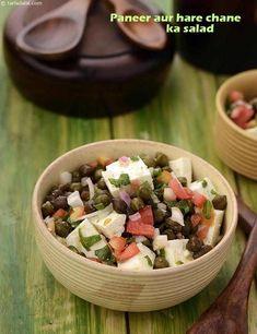 62 Healthy Salads with healthy dressing, Tarla Dalal Salad Recipes In Hindi, Quick Salad Recipes, Vegetarian Salad Recipes, Healthy Recipes, Protein Recipes, Cooking Recipes, Healthy Soup, Healthy Salads, Indian Salads