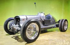 1935 MG Supercharged NA Bellevue Monoposto