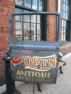 Visit Antique Archaeology someday! Nashville Antique Archeology