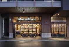 MAKANPLACE Restaurant by PNEUARCH, Werribee – Australia » Retail Design Blog