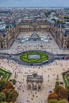 Old Buildings, Castle, France, Paris, Architecture, Travel, Arquitetura, Montmartre Paris, Viajes