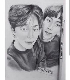 Bts Drawings, Bts Fans, Bts Memes, Jin, Cool Art, Fanart, Idol, Army, Korean