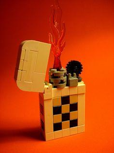 LEGO Lighter