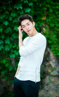 Nam Joo Hyuk - Interview with Osen Asian Actors, Korean Actresses, Korean Actors, Actors & Actresses, Korean Star, Korean Men, Asian Men, Nam Joo Hyuk 2016, Nam Joo Hyuk Tumblr