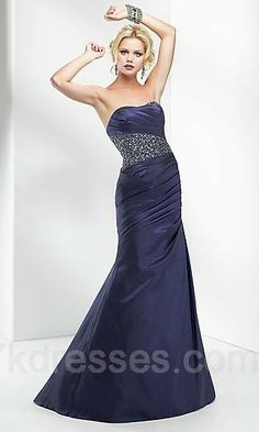 Mermaid Military Ball Dresses