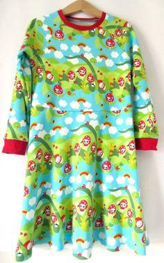 I am loving Kitschy Coo Skater Dress - £24