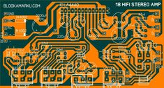 Electronics Projects, Electronic Circuit Projects, Electronics Gadgets, Layout Pcb, Sony Led, Circuit Board Design, Diy Amplifier, Simple Circuit, Electronic Schematics