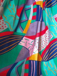 my bathroom curtains - Naomi Kolsteren