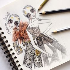 Visual Diary, Sketch, Pets, Drawings, Illustration, Fashion Design, Inspiration, Beauty, Collection