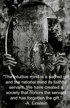 The Intuitive Mind...