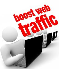 Unlimited Human Traffic by Social search engine and direct etc to website for 15 days for $5