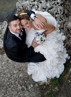 Silvia e Daniele www.momentisposi.it #realbride #sposa