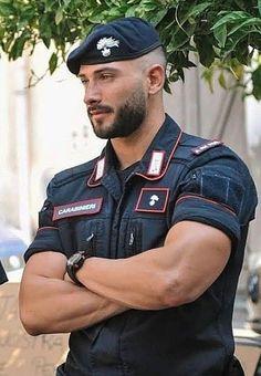 Celebrity Scandal, Celebrity Gossip, Celebrity News, Hot Cops, Police Uniforms, Sexy Beard, Men In Uniform, Muscular Men, Fashion Images
