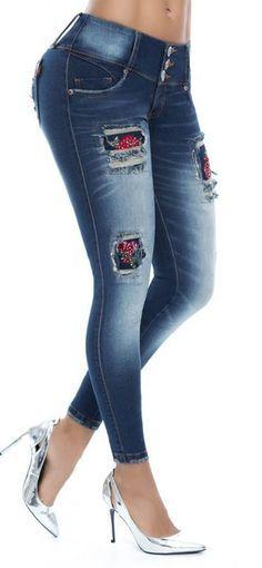 Jeans levanta cola LUJURIA 78717