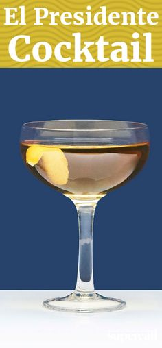 A simple mix of white rum, dry vermouth, orange curaçao and just a dash of grenadine, it's a classic that deserves another turn in the spotlight.