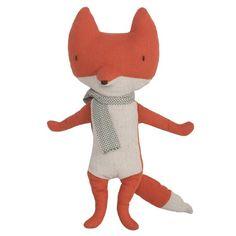 Cute fox doll http://www.pop-line.fr/fr/jouets-bebe/2102-maileg-mobilier-poupee-chaise-en-osier.html