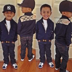 How my son with look when he gets big cute pictures детская мода, мальчики, Little Boy Swag, Baby Boy Swag, Kid Swag, Lil Boy, Toddler Boy Fashion, Little Boy Fashion, Toddler Boys, Baby Kids, Kids Fashion