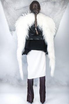 ALMAZ is a Romanian based womenswear brand founded in 2014 by creative duo Andra Olaru & Stefana Maior. Lace Jacket, Leather Leggings, Bordeaux, Lamb, Winter Hats, Women Wear, Book, Jackets, Fashion