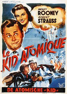 Movie About Mrs. Leslie 1954 | Le Kid atomique | Leslie-H. Martinson | 1954 | Encyclo-ciné