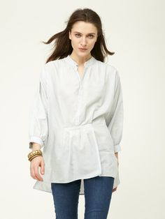 MiH The St. Germain Pleated Tunic