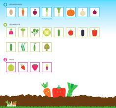 Deuxième étape: découvrez plus de 40 variétés proposées par Monpotager.com !  Nos variétés n'auront plus de secret pour vous: de la pomme de terre bleue d'Artois à la carotte Purple Haze, vous saurez tout ! www.monpotager.com/legumes