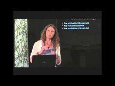 Lene Tanggaard Pedersen: Kreative læringsmiljøer - YouTube