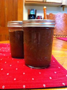 Grandma's Apple Butter
