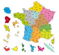 France - Metropole - dom tom Outre mer