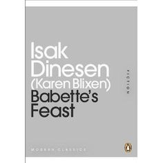 {Babette's Feast, Isak Dinesen.} A tender story about kindness, feasting and pleasure, wrapped up into a quiet 50-page-or-so short story.