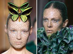 Paris Haute Couture: The veil prevails - Telegraph