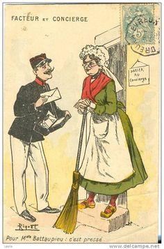 vintage postman - Google Search