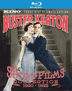 Buster Keaton Short Films Collection: 1920-1923 (Three-Disc Ultimate Edition Blu-ray) $7.95  $3.90 S/H #LavaHot http://www.lavahotdeals.com/us/cheap/buster-keaton-short-films-collection-1920-1923-disc/186166?utm_source=pinterest&utm_medium=rss&utm_campaign=at_lavahotdealsus