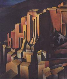File:Alexander Kanoldt - Olevano - 1924.jpeg