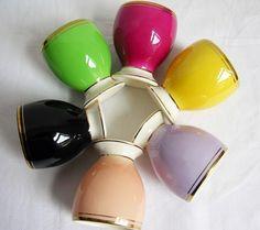 Romanian egg cups