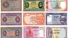 Bangladeshi Currency (Taka) in 1972 to 2017  Bangla Taka Note  Currency Bangladesh Bangladeshi Currency (Taka) in 1972 to 2017  Bangla Taka Note  Currency Bangladesh  কলর ববরতন বল টক নট (-) The currency for Bangladesh is the Bangladeshi Taka (BDT). The symbols used for the Taka are Tk. The Taka is divided into smaller denominations of 100 poisha. The word Taka is commonly used by the locals as any money currency. The Central Bank of Bangladesh controls the right to issue the currency. The…