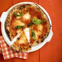 Pizzadeeg recept - Jamie magazine