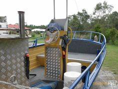 4.6M Centre Console Boat