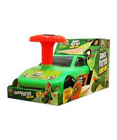 Take a look at this Danica Patrick Racer by PBS KIDS on #zulily today!