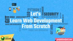 Learn #Web #Development from scratch -  #FrontEnd #backend #nginx #nodejs #JavaScriptDaily #ThePSF #MySQL #html5test #python #programmer #programming #awesome