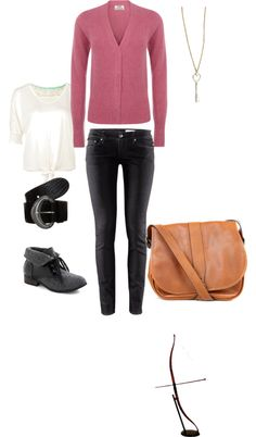 """Mary Margaret"" by sharonhuxford on Polyvore"