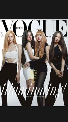 Vogue Korea, Magazine Vogue, Black Pink Kpop, Vogue Covers, Blackpink Photos, Photographs, Blackpink Fashion, Jennie Blackpink, Blackpink Jisoo