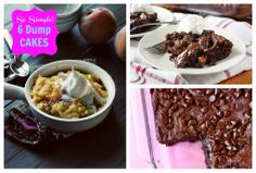 dump cake recipes!