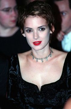 Winona Ryder: 25 Years of Red-Carpet Looks -- Vulture