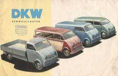 serie Schnellaster DKW