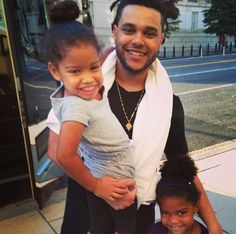 The Weeknd ..I want him!!
