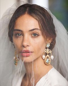 """The Bridal Journey™ on Instagram: """"Margherita Matrimonio. A collection inspired by warm Summer nights spent in the Italian countryside. Shop the collection online now. 🌼🌼🌼…"""" Karen Willis Holmes, Bridal Makeup, Bridal Hair, Bridal Beauty, Summer Wedding Decorations, Braut Make-up, No Photoshop, Here Comes The Bride, Bridal Boutique"""