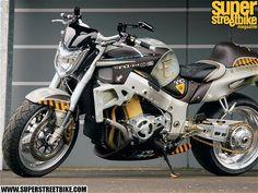 Suzuki Hayabusa Streetfighter