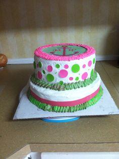 McKenna cake