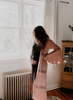 Home + Garden Maternity Photos in NYC - Inspired By This
